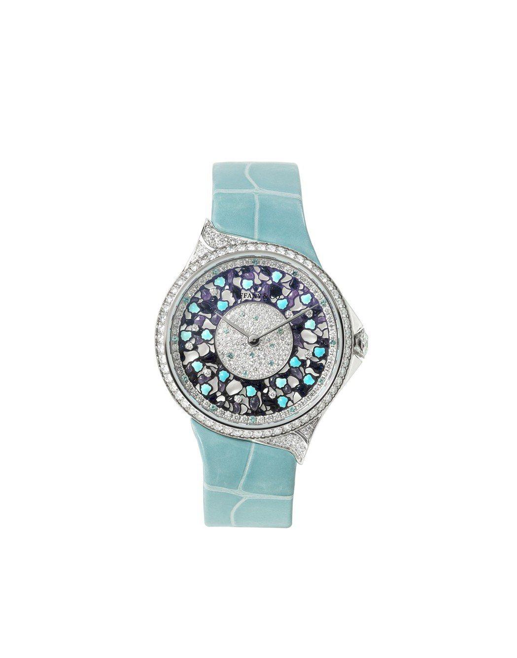 大中華地區Tiffany高級珠寶腕表系列,Tiffany Metro高級珠寶瓷器...