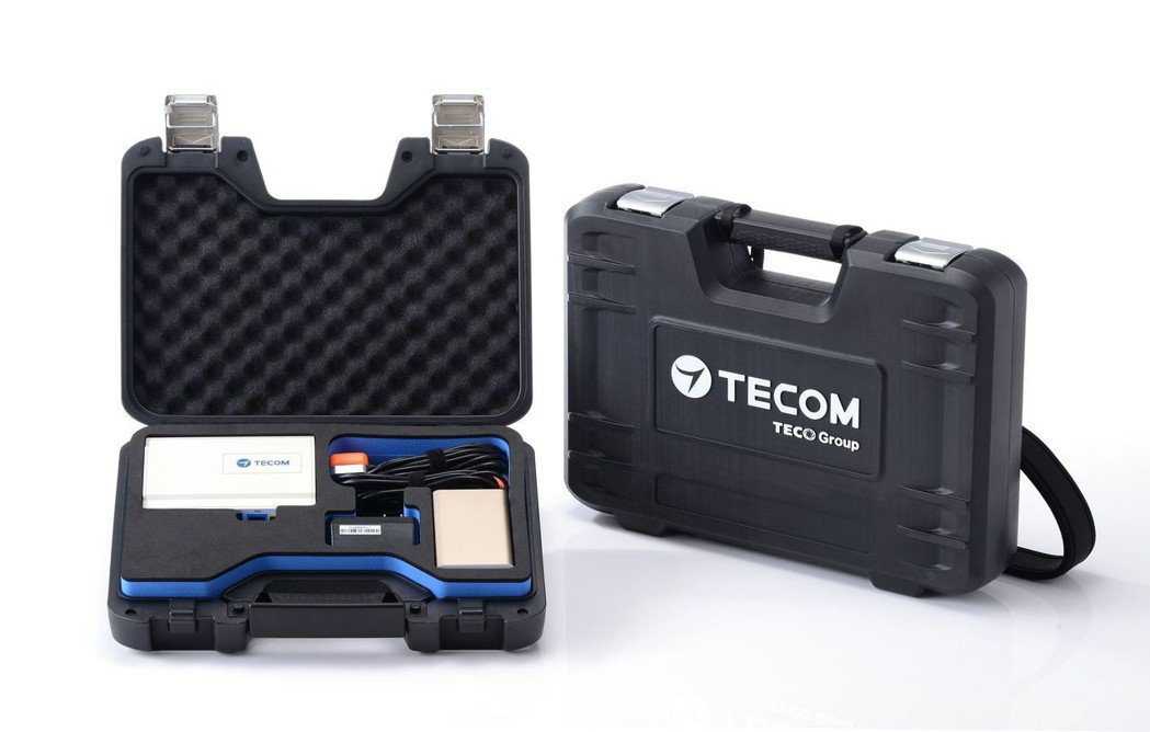 東元集團推出全球首款可攜式振動診斷儀,在山東濟南所舉辦的中國國際裝備製造業博覽會...