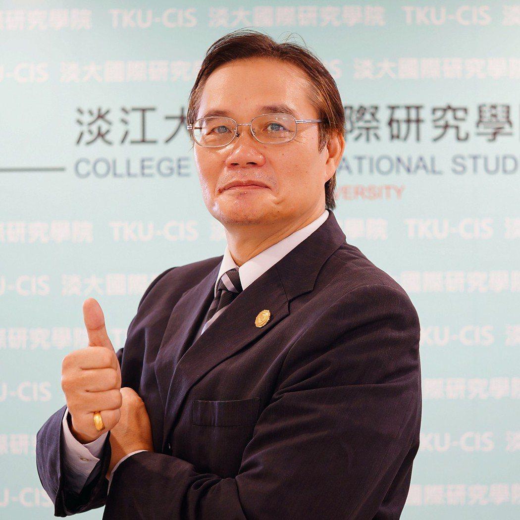 美中戰略競逐 淡大戰研所教授翁明賢:台需嚴肅以對