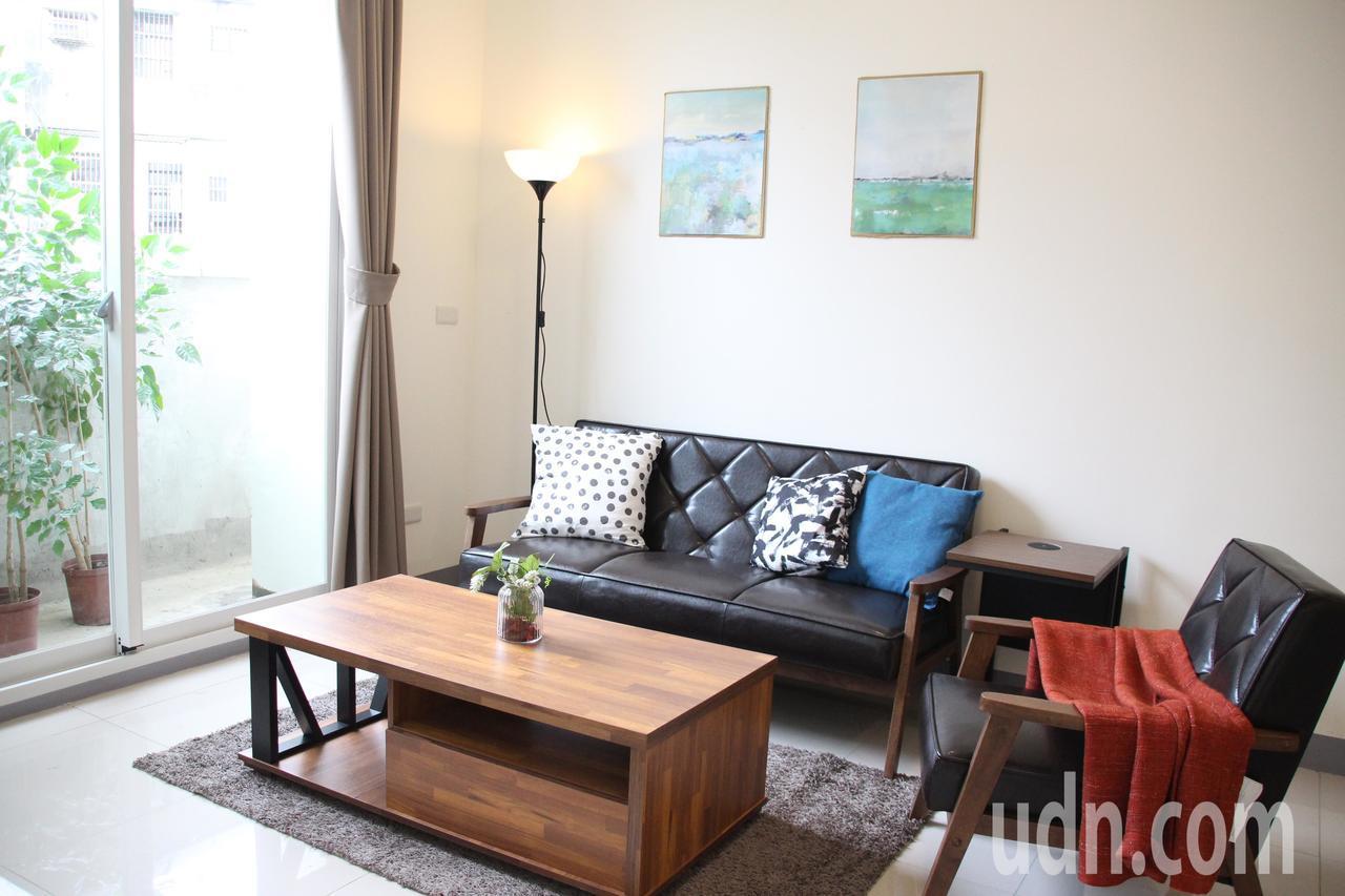 桃園社會住宅,最低6000元可以租得到。記者許政榆/攝影