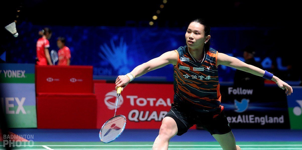 體法單項協會改選,世界球后戴資穎當選選手理事。 圖/Badminton phot...