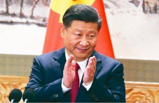 中國大陸國家主席習近平提出打造「中國夢」願景。 美聯社