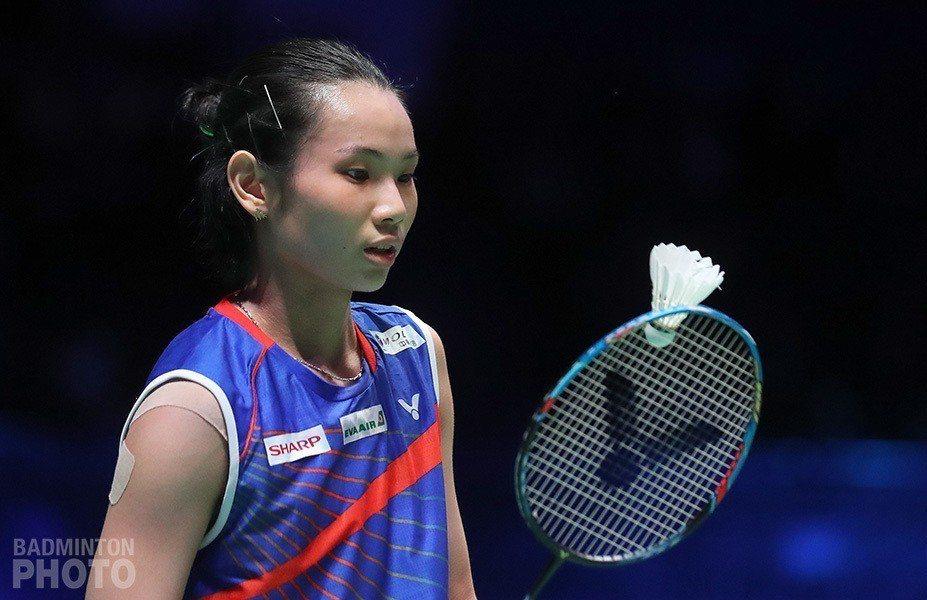 戴資穎。 Badminton photo 提供