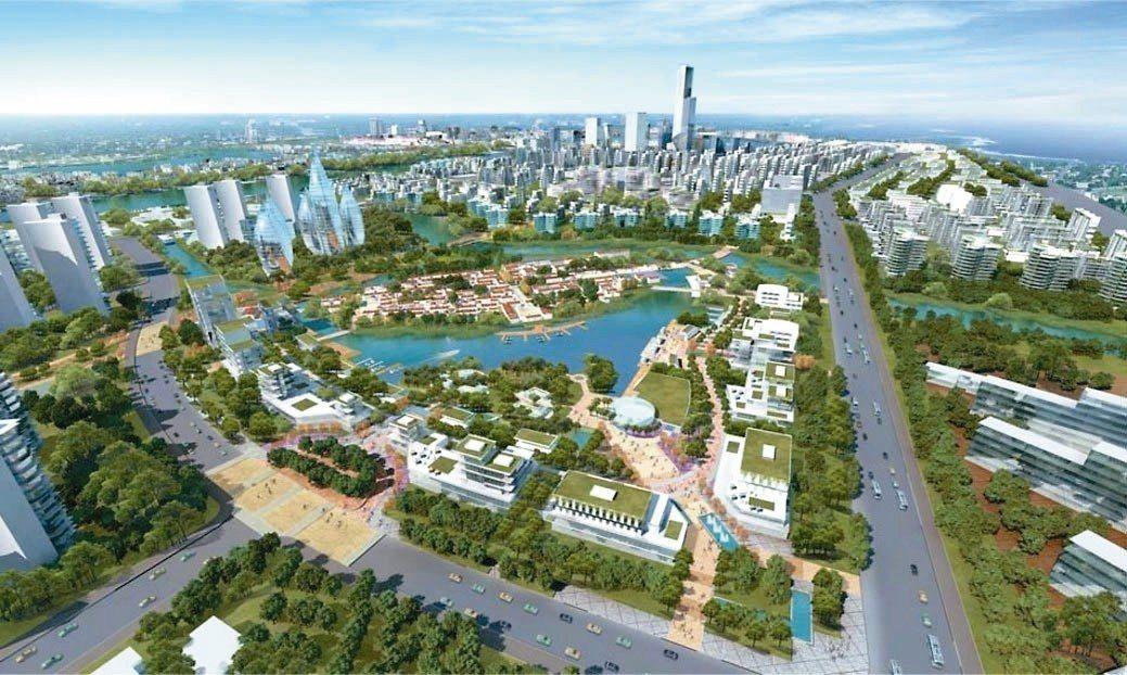 日本政府和住友集團、三菱重工、東京地鐵等20多家公司組成團隊,計劃斥資近4兆日圓...