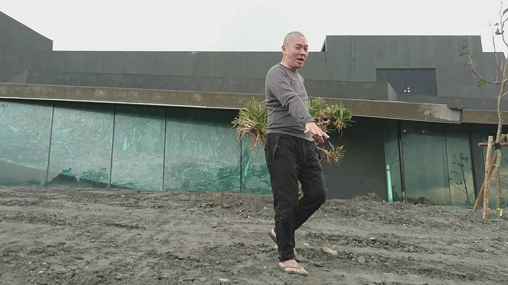 交通部觀光局東北角暨宜蘭海岸國家風景區管理處在宜蘭「壯圍沙丘旅遊服務園區」,下個...