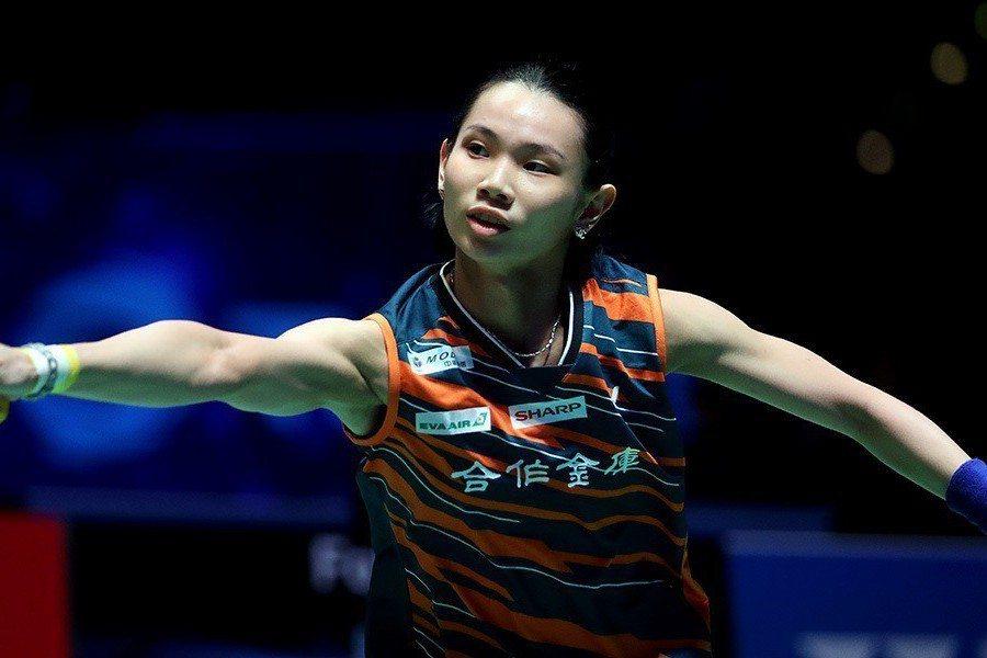 戴資穎4強賽將交手大陸陳雨菲。 圖/Badminton photo提供(資料照)