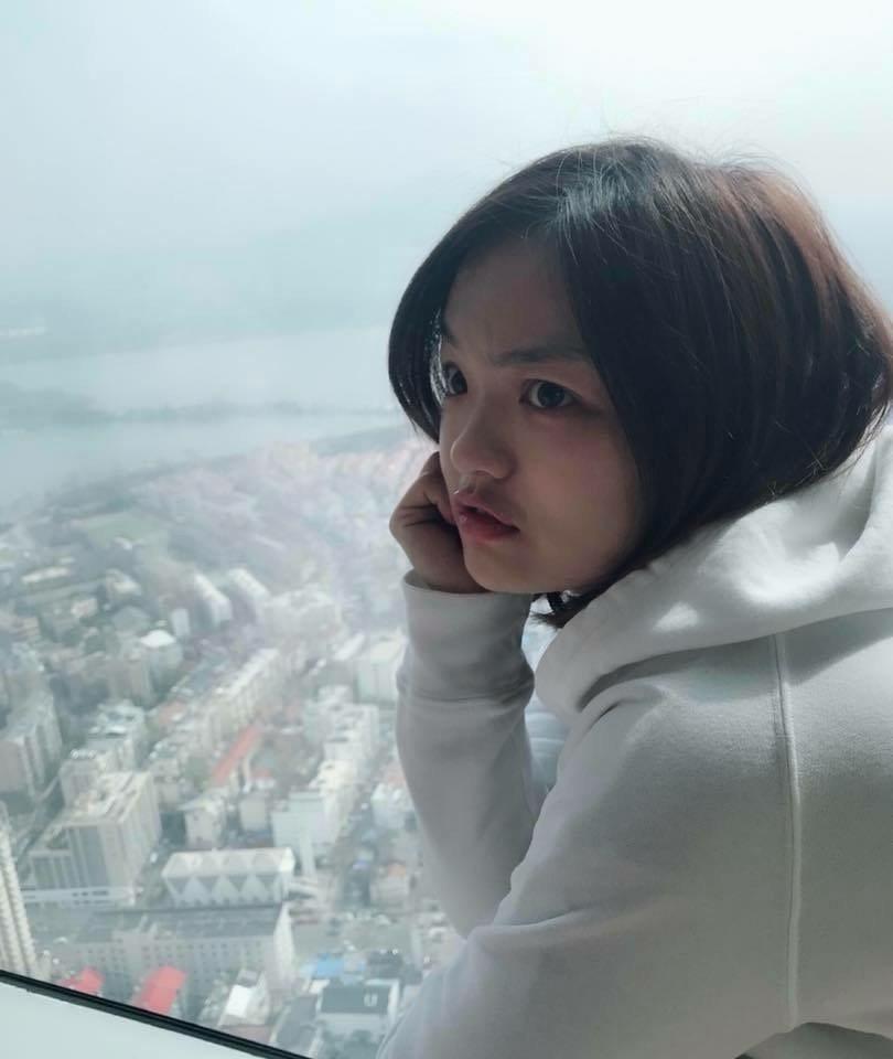 徐佳瑩否認懷孕。圖/摘自臉書