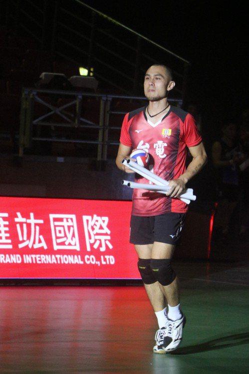 陳保宏。圖/中華排球協會提供