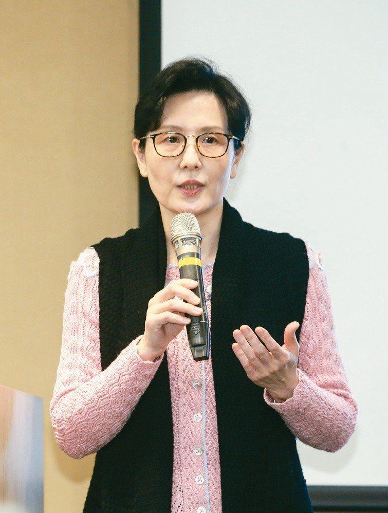 講師陣容 台北榮總眼科部部長劉瑞玲 攝影/鄭清元