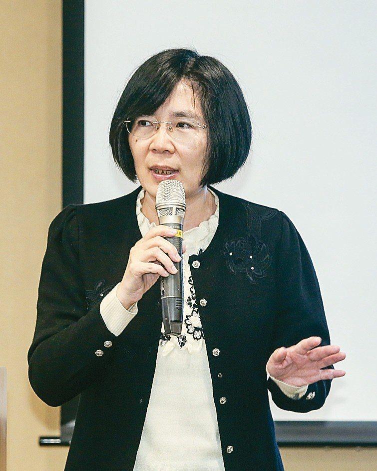 講師陣容 台北榮總眼科部主任陳美如 攝影/鄭清元
