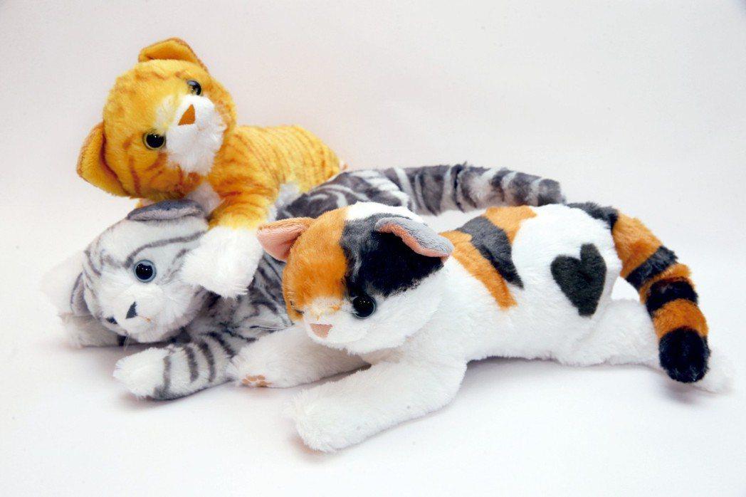 陪伴小物日本 TRENDMASTER 療癒系電子寵物貓日本大受歡迎的電子...