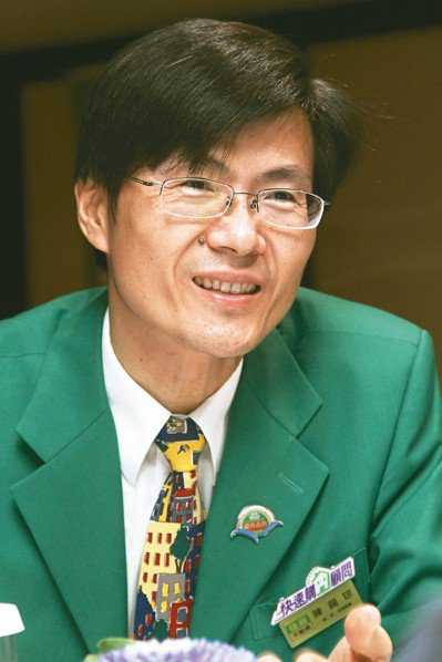 住商機構台灣總經理陳錫琮。 圖/聯合報資料照片