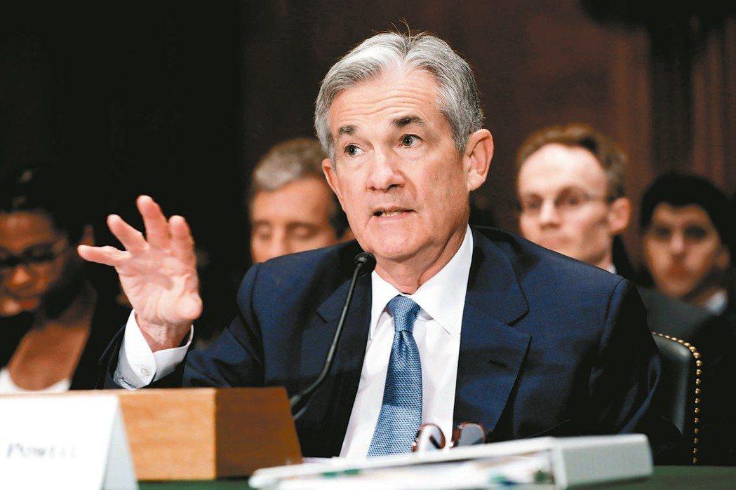 Fed主席鮑威爾20至21日將主持首場利率決策會。 路透