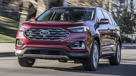 未來歐洲看不見Ford Edge?將用新一代Kuga七人座與另一新車款取代
