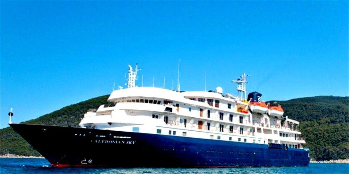 卡麗多莉號是今年首艘停靠台中港的國際郵輪,開啟以環島及跳島的方式旅遊台灣。圖/台...