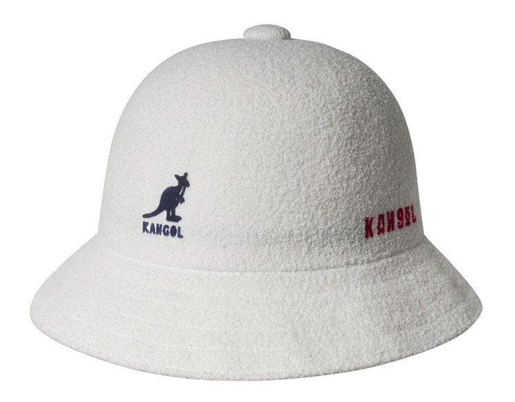 Kangol街頭系列UFO鐘型帽,約2,680元。圖/俊嶽提供