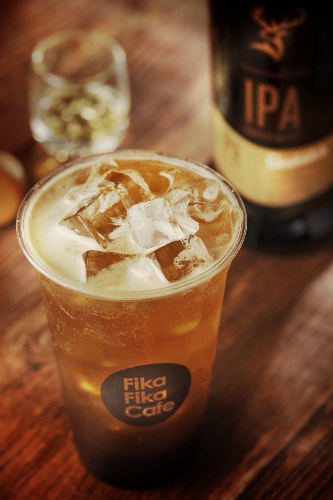IPA威士忌冰搖咖啡。圖/Fika Fika Cafe提供