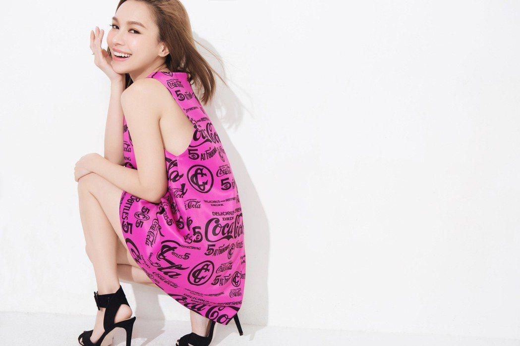 林采欣(貝貝)赴上海打拼5年,將帶著首張專輯「聲優」返台宣傳。圖/易星傳媒
