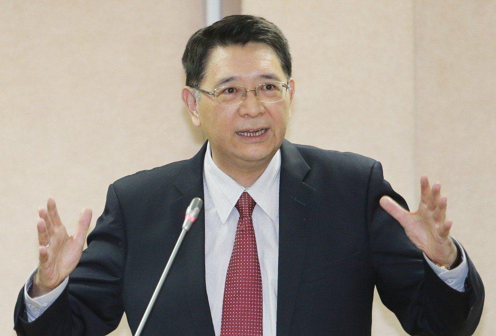 立法院秘書長林志嘉。 聯合報系資料照片/記者陳正興攝影