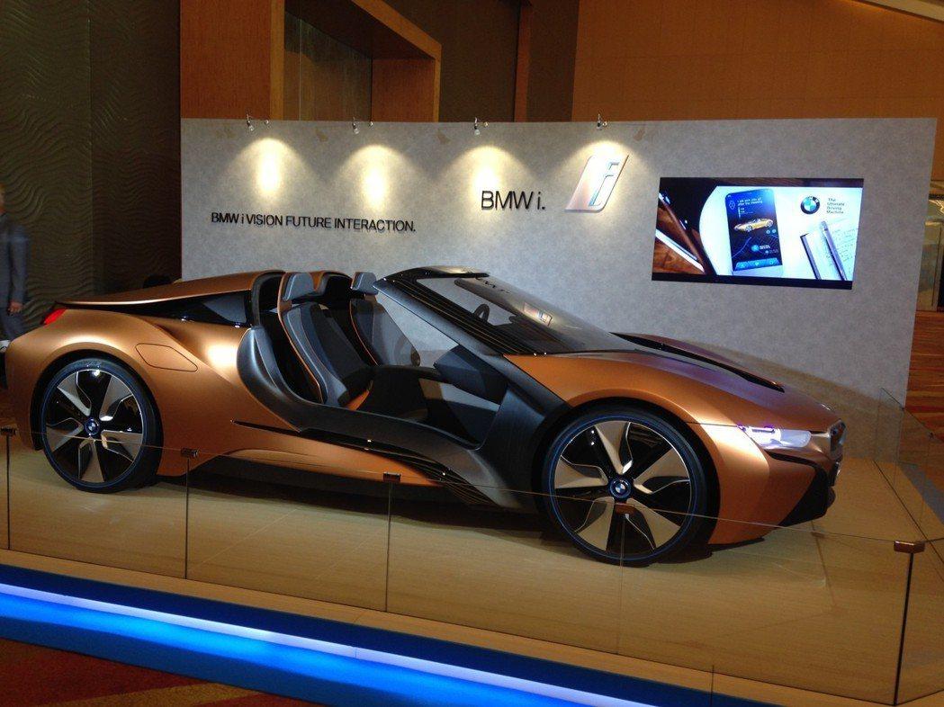 台灣人愛開好車,台灣市場在超跑界分量日重。 記者孫中英/攝影
