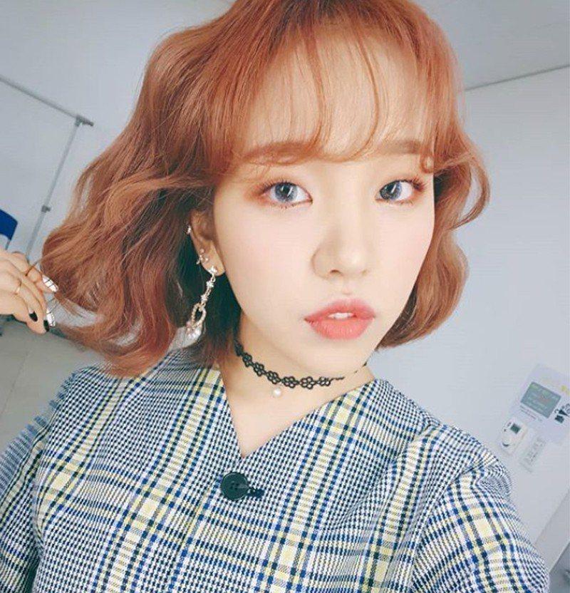 南韓女歌手白娥娟。 圖/擷自白娥娟IG