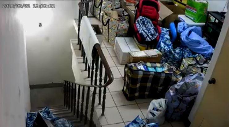 一名陳姓男子在爆料公社PO文表示自己租到凶宅來神明都處理不了,奉勸他快搬走。圖擷...
