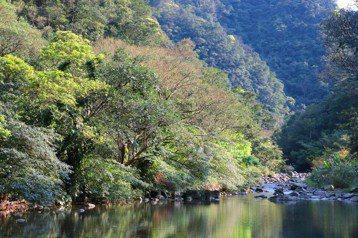 丁蘭谷是天公伯留下的自然寶庫,也是一個美麗山谷,卻成了雙溪水庫建設的預定地。 圖/作者自攝