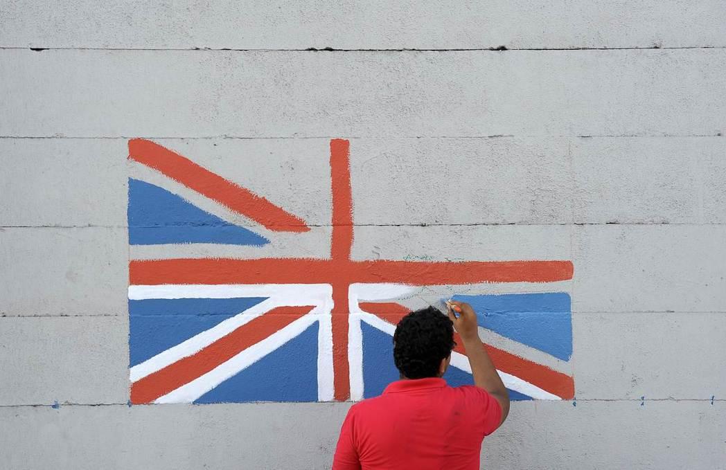 「大英帝國」,這個歷史名詞因過去的殖民史,而顯得更多元紛亂。 圖/法新社