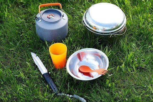 露營野炊的工具以簡單、輕便、收納性佳和容易攜帶清理為原則。(圖/Shutters...