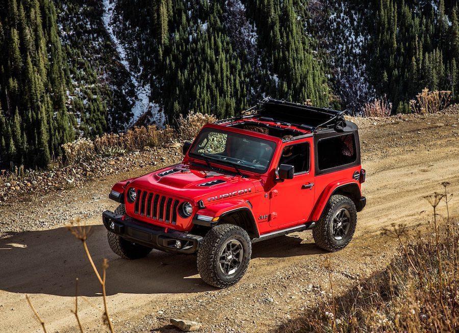 Jeep提供