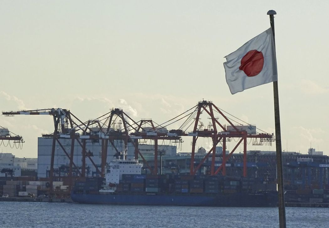 逢中國在內的亞洲鄰國都在過農曆新年,日本2月出口較去年僅小幅成長1.8%。美聯社