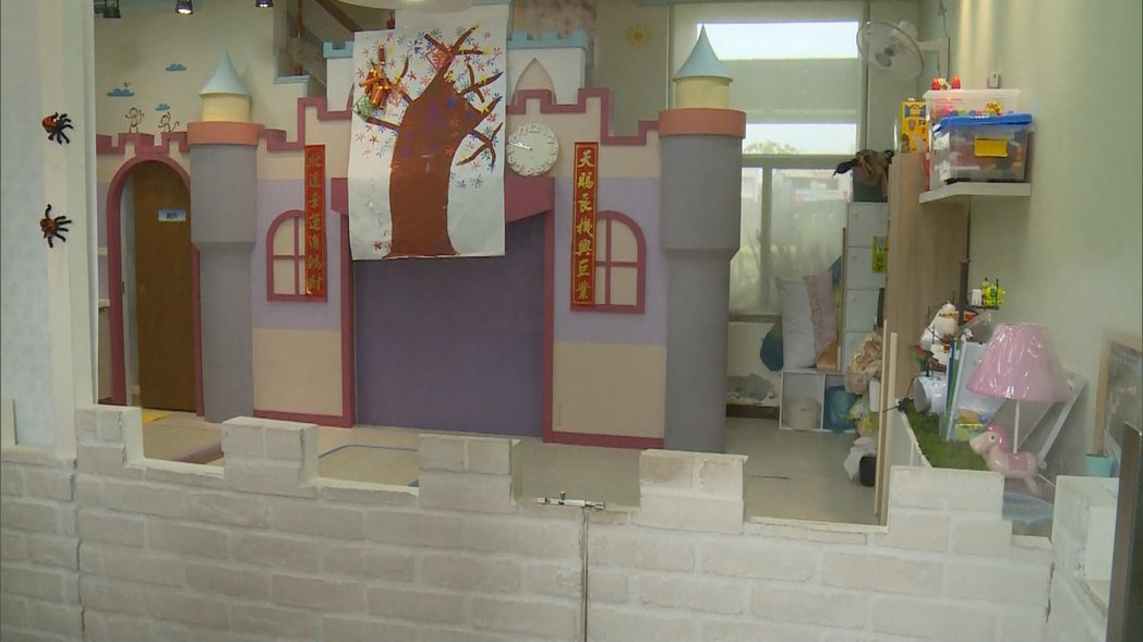近來虐嬰案頻傳,圖為台中市北屯一間托嬰中心驚傳虐嬰事件。報系資料照