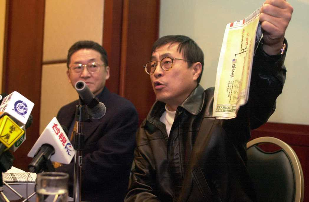 劉家昌與李敖交情數十年。圖/聯合報系資料照