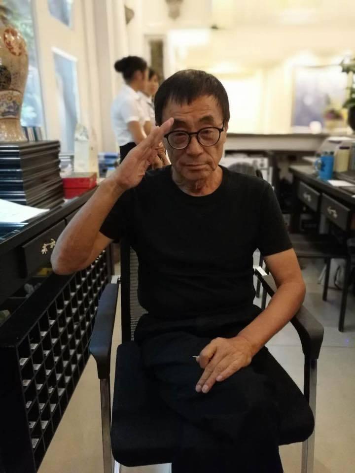 劉家昌與李敖交情數十年。圖/摘自臉書