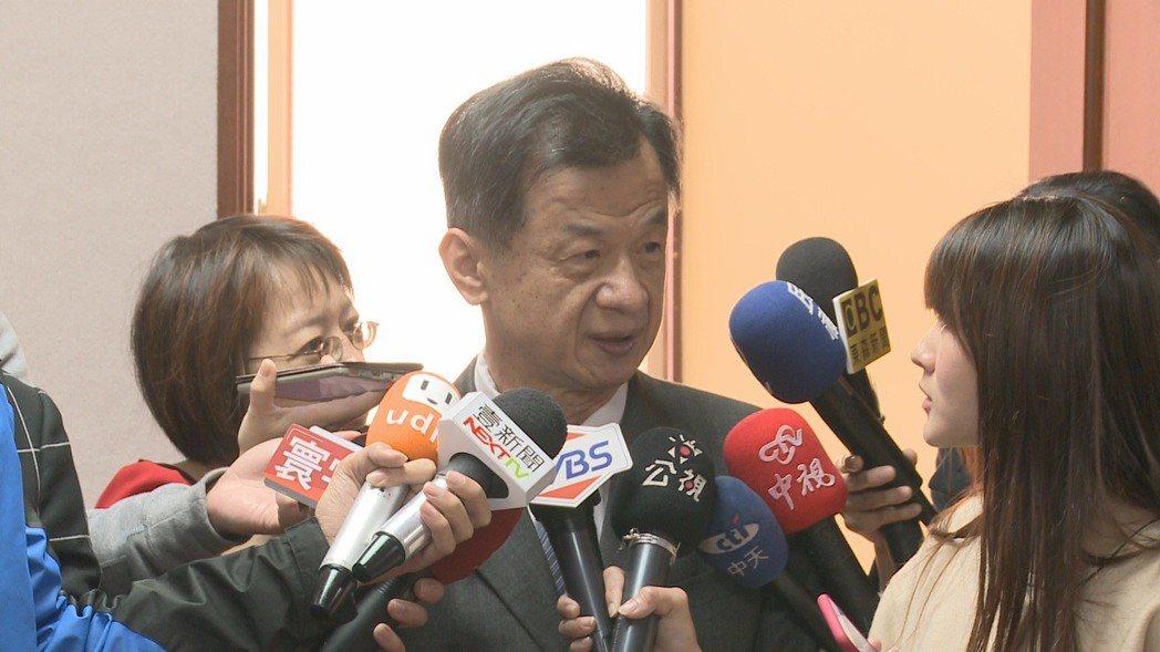 陳水扁參加陳致中造勢晚會,邱太三表示台中中監獄已在蒐集資料、調查,近期會對外說明...