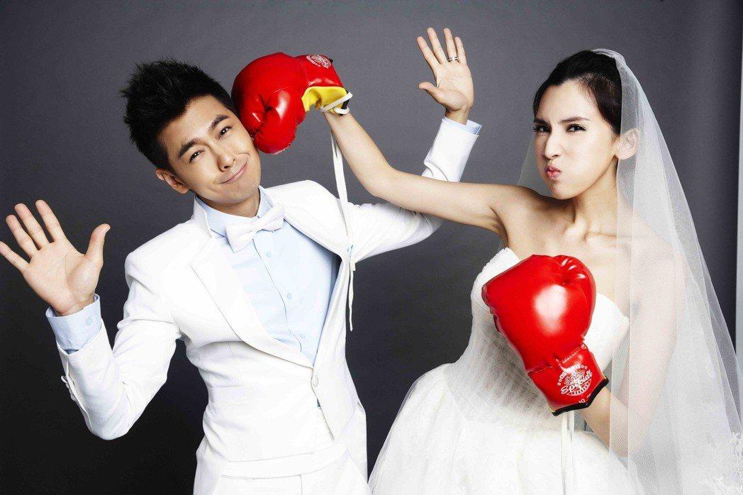 林志穎和老婆明年結婚滿10週年。圖/娛人制造提供
