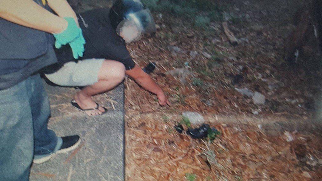 陳姓男子涉嫌將余姓房東騙到偏僻山區殺害棄屍。圖/翻攝畫面