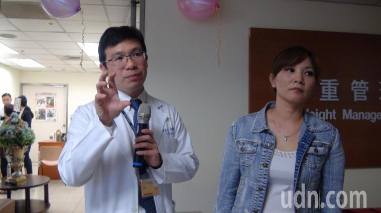 產後1年內體重增加30多公斤的李小姐,因肥胖合併呼吸中止症,生活品質曾大受影響。...