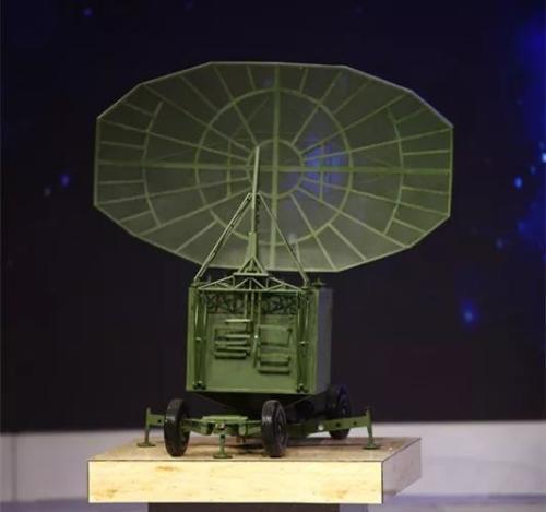 大陸的反隱身雷達。(央視財經)