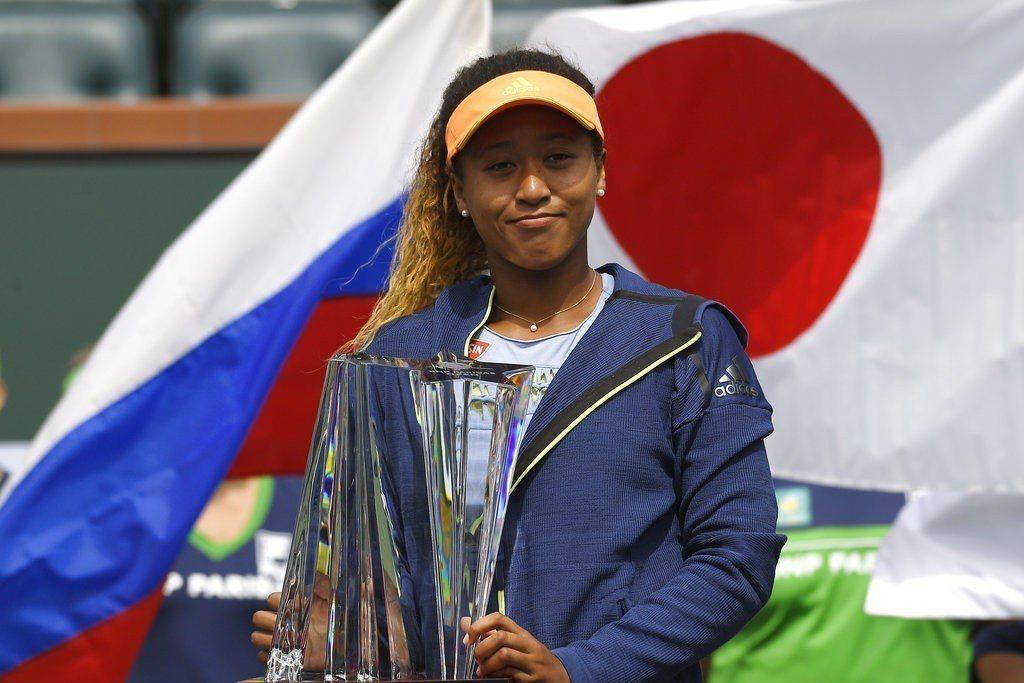 印地安泉女網賽新科冠軍,20歲日本女將大坂直美馬上要完成另一項「夢想」,就是和美...
