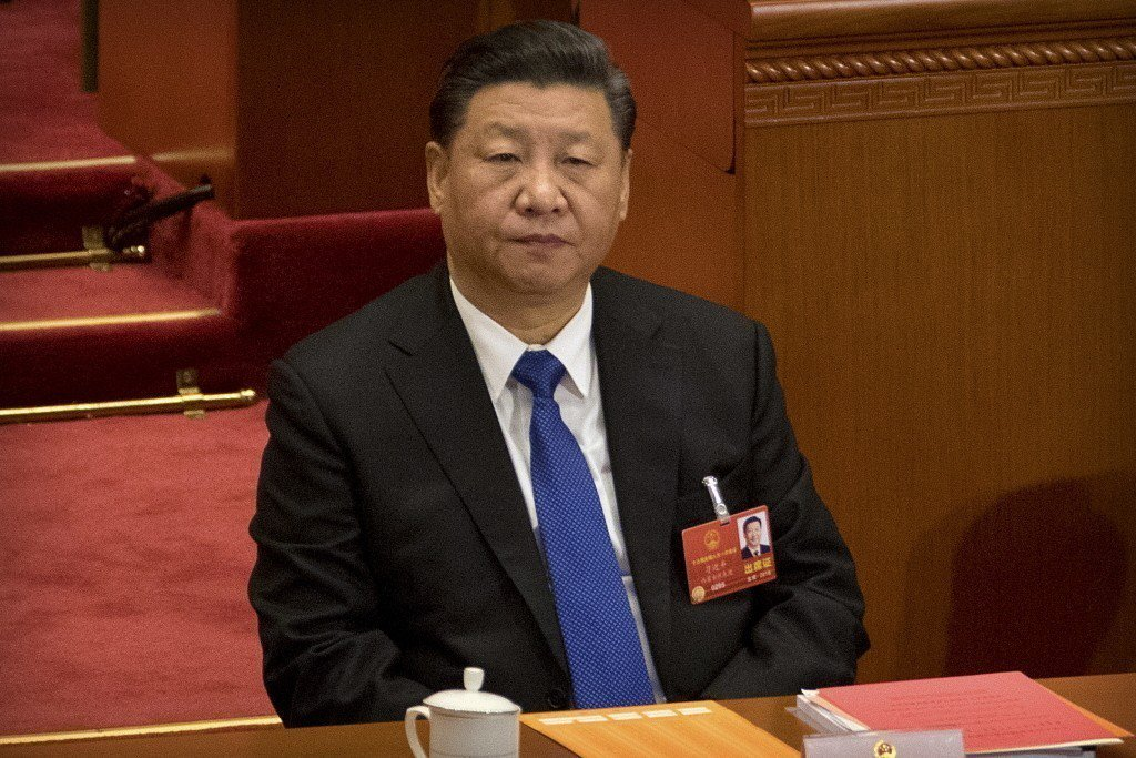 中國國家主席習近平。美聯社