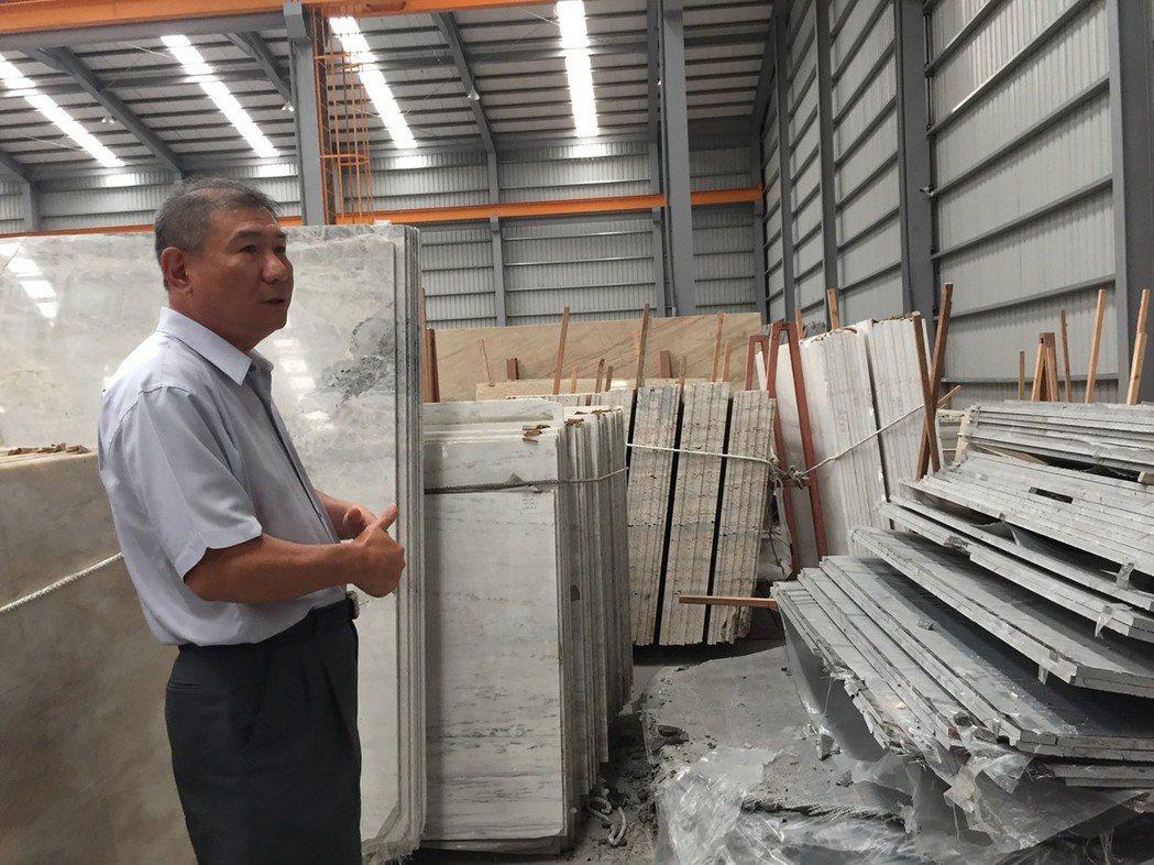 花蓮震災善款監督委員會擬編列部分捐款,做為觀光與石材業災損貸款的利息補貼,近日引...