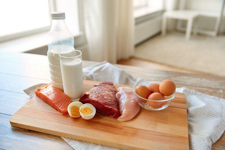 食物酸鹼性不影響細胞酸鹼性。圖/ingimage