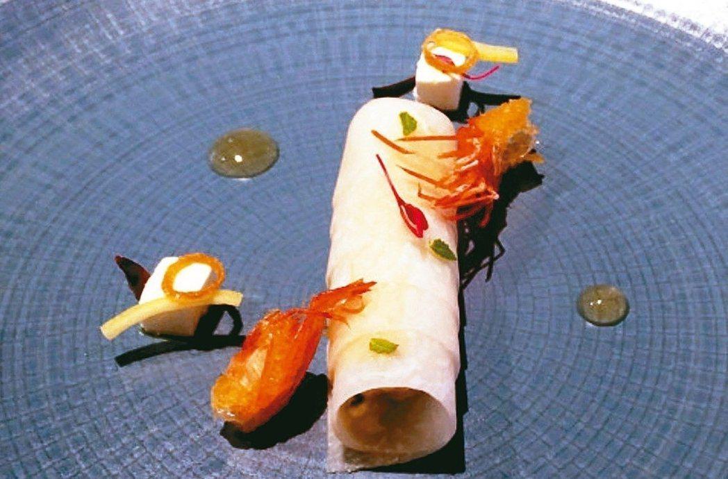 台灣魂法菜的態芮Tairroi是近年熱門話題。 圖/態芮Tairroi提供