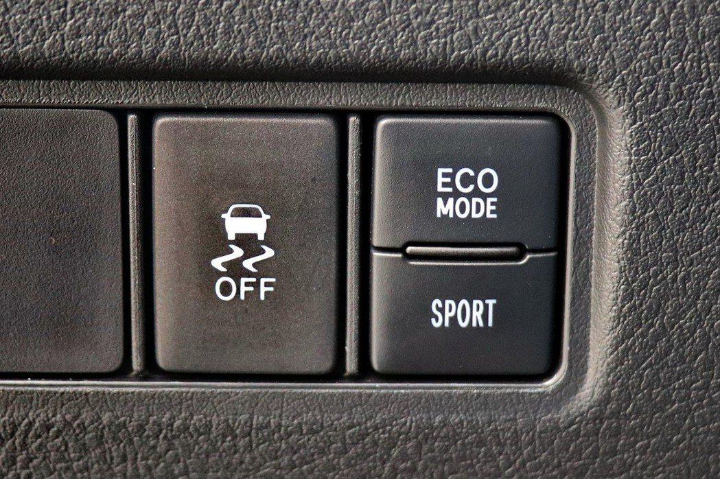 新增SPORT運動駕駛模式。 記者陳威任/攝影