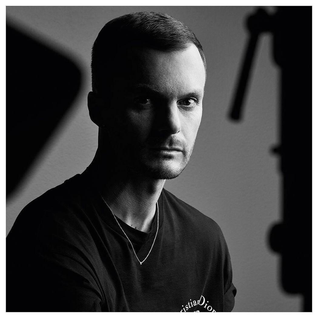 Kris Van Accche自Dior Homme卸任。圖/取自IG