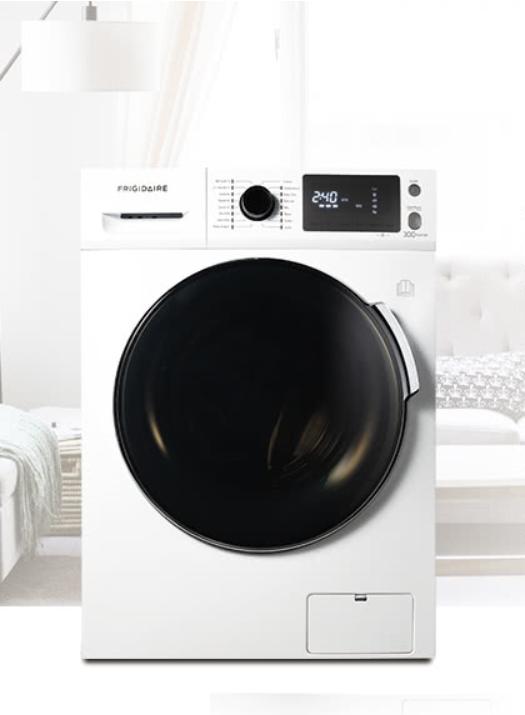 momo購物網3月31日前家電館消費滿10,000元可登記抽富及第變頻洗衣機。圖...