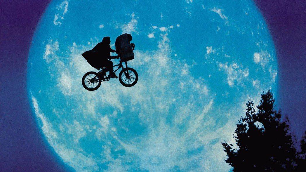 史蒂芬史匹柏的成名作「E.T.外星人」即將在金馬奇幻影展獻映。圖/金馬執委會提供