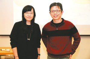 許榮哲(右) 圖/本報記者徐兆玄攝影