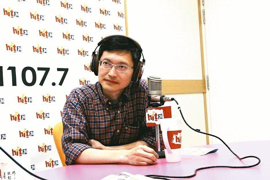 蕭亞譚爆料指柯文哲競選期間拿50萬元要給姚立明。 圖/「蔻蔻早餐」製作單位提供